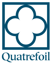 quatrefoil small